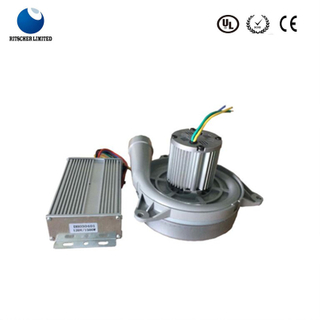 1500W Brushless DC Suction Motor
